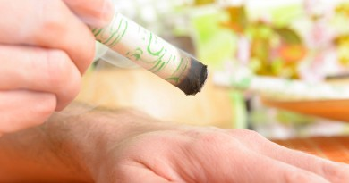 Moxibustion: have you ever heard of it?
