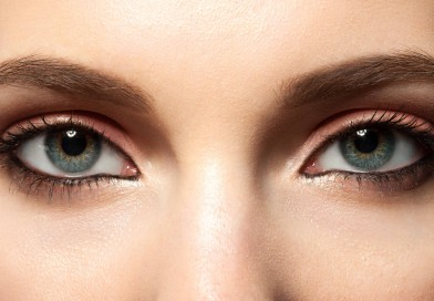 The fashion now is to have bold eyebrows