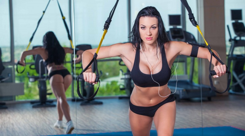 TRX: Intense physical exercise has a new methodology