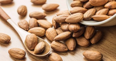 Eat almonds: will there be a better food for your health?