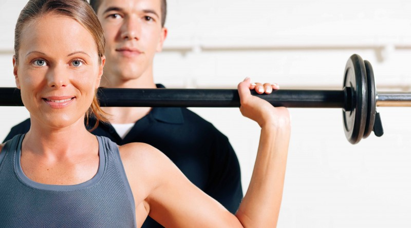 Six reasons for women to train with weights