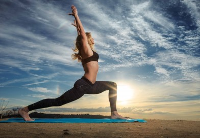 We present you, the Power Yoga
