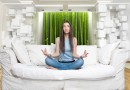 Feng shui. The art of organizing a house