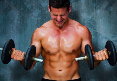 How to gain muscle mass after the 40's