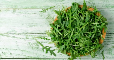 Eat more arugula