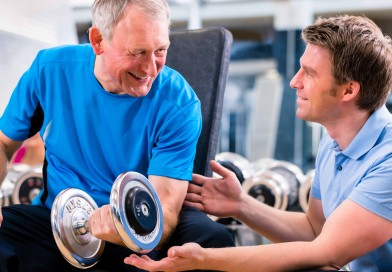 Exercises you should not do after the 40's