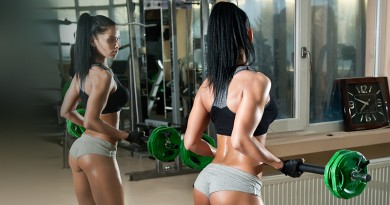Do you want to have beautiful back muscles?