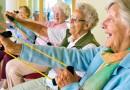 Strength exercises for elders