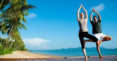 Poses fáceis de ioga