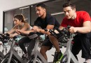 Spinning. Did you ask to say goodbye to calories?