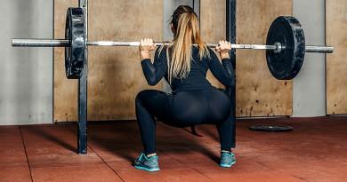 Forbidden exercises for back pain