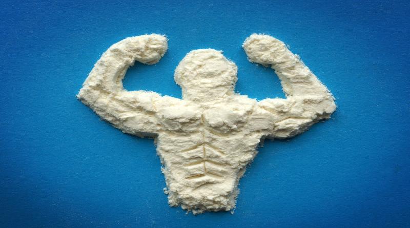 Proteína de soro de leite